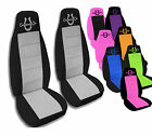 Cowgril Up Seat Covers for a 2002 to 2003 Toyota Camry. Choose your color!!