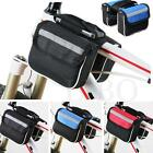 New Bicycle Bike Cycling Stylish Sport Frame Front Tube Double Side Bag Pouch