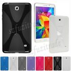 "TPU Soft Gel Silicone Back Case Cover Shell For Samsung Galaxy Tab 4 8.0"" T330"