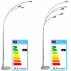 Reality|Trio LED 5-Fingers/3-Fingers Bogenlampe Stehlampe Stehleuchte Höhe 210cm