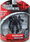 1 Transformers Poseable Figure Keychains - Megatron , Bumblebee or Barricade