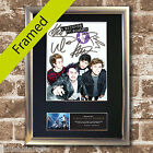 5 SECONDS OF SUMMER Autograph Mounted Signed Photo RE-PRINT Print A4 525