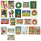 Caspar Advent Calendar Cards with envelope Christmas Cards 14 x 18 cm