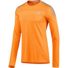 Adidas Response Long Sleeve Mens Running Top