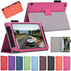 PU leather Folio Cover stand Case for Nvidia Shield 2 Tablet PC 8.0 8 -inch