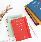 2015 Iconic Journal J. Diary Planner Scheduler Agenda Scrapbook Cute Organizer