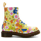 Dr.Martens Pascal Vintage Daisy Yellow Womens Boots