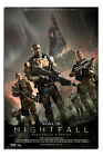 Halo Nightfall Survival Is A Choice Poster New - Maxi Size 36 x 24 Inch