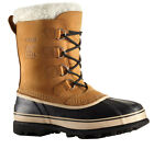 SOREL Caribou Buff Mens Waterproof Boots Lace-up Boots Shoes Sizes UK 7 - 13