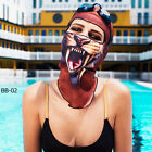 3D Thin Outdoor Cycling Bicycle Ski Balaclava Neck Full Face Mask Hat Motorcycle