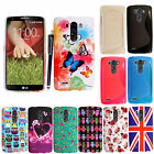 For LG G3 New Printed Silicone Gel Rubber Back Fits Skin Case Cover +Free Stylus