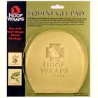 New Hoof Wraps Equine Hoof Boot Gel Pad with Jojoba & Tea Tree Oil