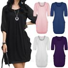 Black/White Summer Fashion Chiffon Dresses Cocktail Womens Mini Dress Sz XL-S