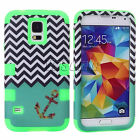 CHEAPEST For Samsung Galaxy S5 i9600 Luxury Protective Case Skin Shell Cover new