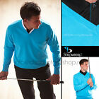 ex dISPLAY STROMBERG TROUSER CO. FUNKY RIVERIA SWEATERS/JUMPERS - TEAL