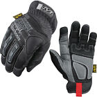 Mechanix Wear Impact Protection Multipurpose Gloves - Black - Multiple Sizes