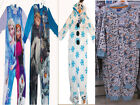 Boys Girls Disney Frozen Pyjamas Fleece Sleepsuit Kids Primark