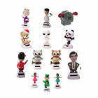 SOLAR POWERED NOVELTY FIGURINES *SELECT A DESIGN* DESK TOY BRAND NEW