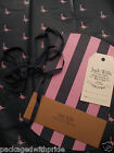 BN JACK WILLS WRISTBAND BRACELET PINK NAVY BLUE MABYN OR METALLIC SILVER GIFT!