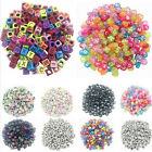100PC COLOURFUL BEADS CHARMS FOR RAINBOW LOOM BANDS BRACELET MAKING BANDZ CRAFT