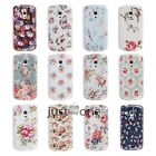 Flower Pattern Hard PC Case Cover Back Protecto for Samsung Galaxy S3 mini i8190