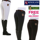 Kingsland Kelly Ladies Silicone Knee Breeches (143-SB-892) **FREE UK SHIPPING**