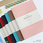 The Basic Diary Ver.2 Planner Scheduler Journal Agenda Note Scrapbook Organizer