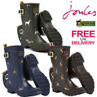 Joules Molly Welly Mid Length Wellies (R) **FREE UK SHIPPING**