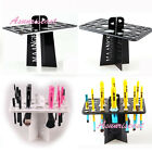 Makeup Folding Collapsible Air Drying Makeup Brush Organizing Tree Rack Holder