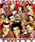 CONWAY TWITTY TRIBUTE T-SHIRT OR PRINT BY ED SEEMAN
