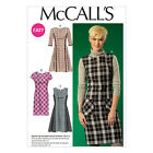 McCall's 7014 Easy Sewing Pattern to MAKE Semi-Fitted Dress in Cup Sizes