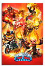 Skylanders Trap Team Fire Poster New - Maxi Size 36 x 24 Inch