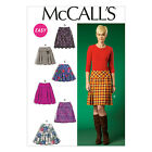 McCall's 7022 Easy Sewing Pattern to MAKE Skirts with Yokes & Variations