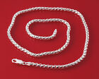 BOX BELCHER CHAIN SOLID STERLING SILVER HALLMARKED PREMIUM QUALITY MENS CHAIN
