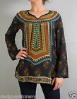Tolani Zoe Silk Top Tunic Blouse in Black #9104