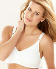 Bali Double Support Stretch Cotton Wirefree Bra - Style 3036 - 3 DAY SALE!!