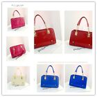 Lady Women's PU Leather Handbag Shoulder Bags Tote Purse Messenger Hobo Bag -W