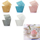 1 Set 12 pcs. Cupcake Wrappers Case Cake Decorating Wedding Birthday Baby Shower