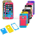 """Hard&Soft Rubber Hybrid High-impact Shockproof Case Cover Skin For iPhone 6 4.7"""""""