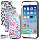 Pattern Design Hybrid Advanced Armor Cover Hard Case For Apple iPhone 6 4.7""