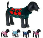 New Pet Dog Warm Jumper Sweater Clothes Puppy Cat Knitwear Costume Coat Apparel