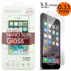 "Premium Real Tempered Glass Screen Protector for Apple iPhone 6 4.7"" Plus 5.5"""