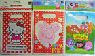 8 x Peppa Pig, Hello Kitty or Moshi Monsters Party Loot Gift Bags Free UK Post