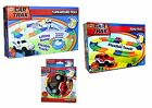 Childrens Car Trax Colourful Toy Racing Play Set Perfect for Kids Xmas Gift