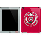 Ohio State University Red and Gray Apple New iPad (3rd/4th Gen) Skin