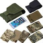 4.7 Inch Outdoor Bag Belt Loop Hook Pouch Cover Case for Mobile Phone  E0Xc