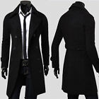 XMAS  CHEAPEST Mens Womens Formal Dress Suit Long Trench Coats Jackets Overcoats