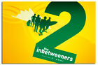 The Inbetweeners 2 Silhoette Official Movie Poster New - Maxi Size 36 x 24 Inch