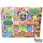 LOOM TWISTER Fun Set 15000 Bandz bands Loomis Bänder SV11746
