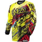 2014 Model O'Neal Racing Element Acid Jersey Motocross Jersey